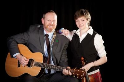 The McG's Hannah McGowan Sean McGowan Celtic Music live Eugene Oregon